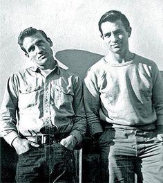 Neil Cassidy et Jack Kerouac                                                                                                                                                                                 Plus