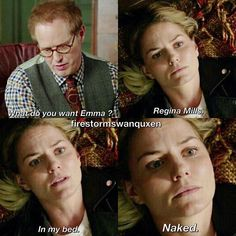 Ok then # swan queen Ouat Quotes, Regina And Emma, Swan Queen, Regina Mills, Jennifer Morrison, Film Serie, Emma Swan, Series Movies, Normandy