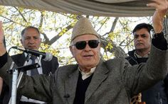 """Farooq Abdullah - Display of ISIS, Pak flags is expression of anger, says Farooq Abdullah - National Conference chief Farooq Abdullah said """"none of us has bothered about them"""" and there is no way for them to express themselves other than displaying such flags. - Indiatoday"""