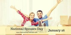 National Spouses Day 1-26-2018