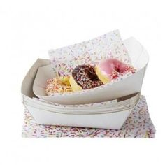 Sprinkles Paper Dishes (set of 10)