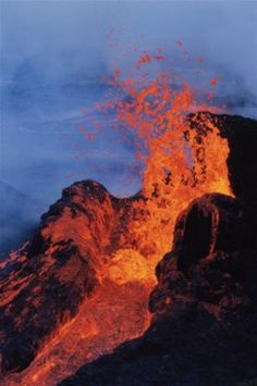 Der Kīlauea, Hawaii, 1983 (© ©Getty Images)