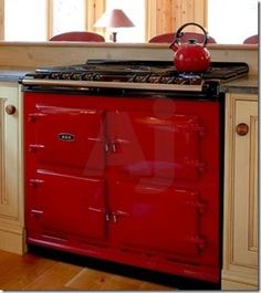 New Appliances That Look Vintage | OFFBEAT: New stoves today get a vintage look with AGA line at Hometown ...