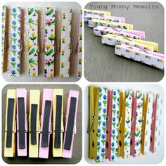 9 Amazing DIY Clothes Pin Crafts | Like It Short