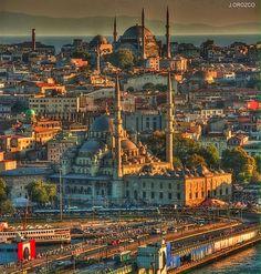 Turkey. Estambul