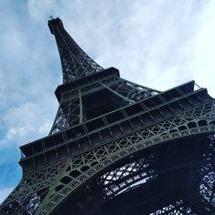 Obligatory #eiffeltower #toureiffel photo from #paris! by futureal2