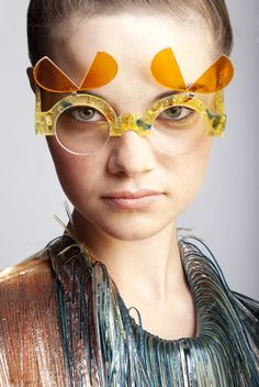 Studio Swine Eyewear for Jane Bowler.Facesunglasses