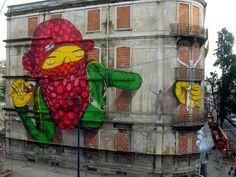 Os gêmeos    (Lisbon)