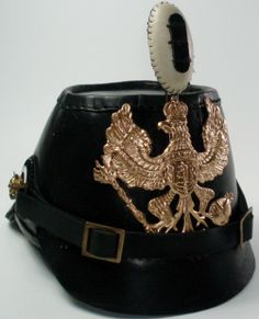 Imperial German Jager Shako, (Prussia)
