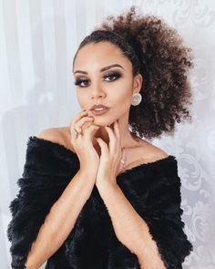 afro-latina curls