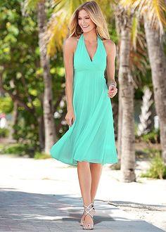 MINT Pleated skirt dress from VENUS