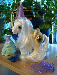My Little Pony: Princess Tiffany (1986-87) by SLW-L, via Flickr  I had this one