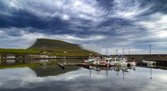 Harbour of Nólsoy by Eirik Sørstrømmen on 500px