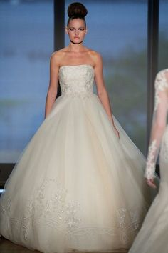 26 Bridal Week Gowns So Ethereal, They'll Make You Weep - Racked