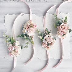 Blume Handgelenk Corsage Braut Armband Brautjungfern
