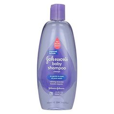 Amazon.com : Johnson's Baby Shampoo, 7 Fluid Ounce : Hair Shampoos ... Baby Skin Care, Baby Shampoo, Baby Princess, Cleaning Supplies, Pure Products, Bottle, Shampoos, Cool, Miniature