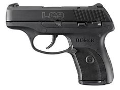 """The Ruger LC9 (standing for """"Lightweight Compact 9mm"""") is a 9mm caliber, recoil-operated, locked breech, double action only, semi-automatic pistol announced by Sturm, Ruger & Co. at the 2011 SHOT Show. This pistol has safety features, including but not limited to a loaded chamber indicator and magazine disconnect safety, that allow it to be sold in both California and Massachusetts. The LC9 has a 3.12-inch barrel, and is 6 inches long and 4.5 inches tall. The LC9 is 0.9 inches wide, and ..."""