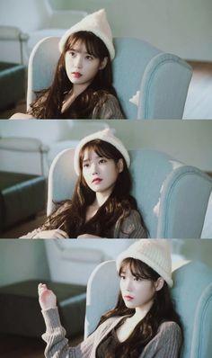 Kpop Girl Groups, Kpop Girls, Beautiful Girl Photo, Beautiful Women, Japanese Short Hair, Lee Sung Kyung, Iu Fashion, Cute Poses, Pretty Wallpapers