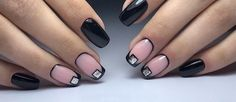 We have gathered a marvelous collection of the trendiest French manicure designs, so check it out. Bring your regular French mani to the next level.