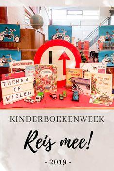 Kinderboekenweek 2019: hoeken | Klas van juf Linda