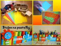 Něco pro děti Class Projects, Art Supplies, Children, Kids, Logos, Young Children, Young Children, Boys, Boys