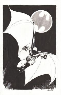 Batman by Nick Dragotta