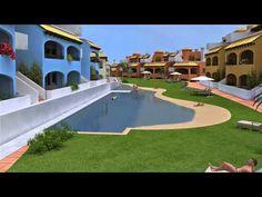 Velez-Malaga Architectural Animation.