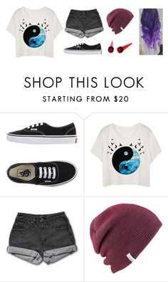 """""""If I Would, Could You?"""" by youre-555-im-666 ❤ liked on Polyvore featuring Vans, PèPè, Coal, women's clothing, women, female, woman, misses and juniors"""