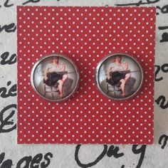 Boucles d'oreilles - Collection Pin up