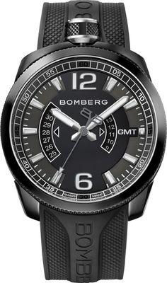 Bomberg watch BS45GMTPBA.005.3 Bolt-68 Collection