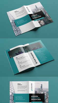 This Corporate Tri-fold Brochure template is suitable for a creative and corporate agency. It's made with Photoshop and easily editable text, logo, color, image, and all layers are properly organized. In this PSD file. #brochure #bifold #bifold_brochure #brochure_template #proposal #annualreport #squre_brochure #bifold_design #elegant #flyer #corporate_bifold #business_bifold #a4_brochure #brochure_template #corporate #business #advertising #company_profile #multipurpose #promotion… Bi Fold Brochure, Brochure Template, Corporate Business, Company Profile, Tri Fold, Logo Color, Marketing Materials, Portrait Art, Proposal