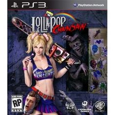 Title: Lollipop Chainsaw (Sony PlayStation Complete UPC: 883929218165 Condition: Pre-owned. Game Disc and Paper Sleeve Only. No Box, No Instruction Manuel. Item Tested and Works Well. Shipping: Orders Placed Before 4 A. Ship out Same day. Lollipop Chainsaw, Zombies, Chainsaw Reviews, Juliet Starling, James Gunn, Hack And Slash, Latest Video Games, Thing 1, Xbox 360 Games