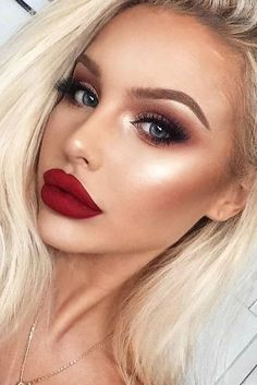 glam makeup looks; makeup looks for brown eyes; simple makeup looks. Glam Makeup, Neutral Makeup, Beauty Makeup, Eye Makeup, Hair Makeup, Makeup Set, Makeup Goals, Bridal Makeup, Matte Makeup