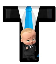 1st Birthday Cake Topper, Baby Boy 1st Birthday Party, Black Tie Party, Birthday Template, Birthday Frames, Boss Baby, First Birthdays, Baby Shower, Deco