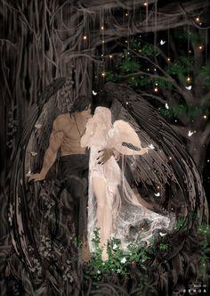 天使と悪魔 4 by SENGA | CREATORS BANK http://creatorsbank.com/senga/works/286274