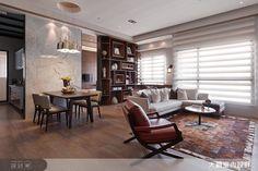 從行李箱發想,打造都會時尚住宅美學-設計家 Searchome