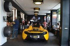 Events | P Zero World LA | Pirelli Tires | Los Angeles Premium Retail Shop