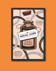 The Papercraft Post: The Novel Cure, by Ella Bethoud and Susan Elderkin. Have you noticed that crafters are readers, too?! http://thepapercraftpost.blogspot.co.uk/2015/07/the-novel-cure-by-ella-bethoud-and.html