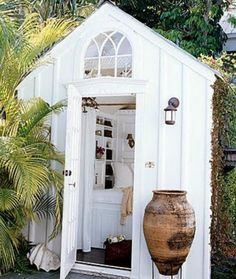 The Guest House Shed