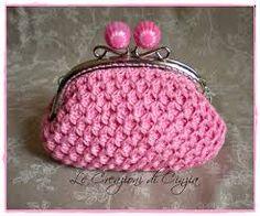 54 Fantastiche Immagini Su Borse Clic Clac Crochet Bags Coin