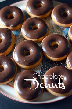 ♥ Donuts