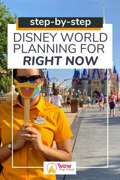 Planning to visit Walt Disney World in the next year? Things look a lot different. Here's an easy-to-follow guide to walk you through all the steps. Disney World Planning, Disney World Vacation, Disney World Resorts, Walt Disney World, Disney Vacation Packages, Disney Vacations, Disney Trips, Disney Park Passes, Disney World Transportation