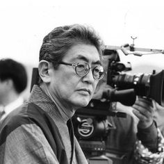 "Nagisa OSHIMA (1932~2013, Jan.), Japanese film director and screenwriter. His films include ""In the Realm of the Senses"" and ""Merry Christmas, Mr. Lawrence"". 大島渚"