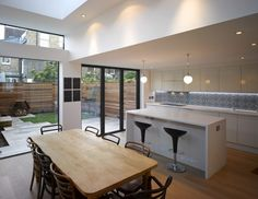 Salcott Road   Giles Pike Architects   Archinect