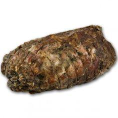 carne mechada bañada en manteca blanca de cerdo ibérico