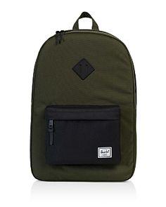 daab07ad7c4b Prasadvbag · HERSCHEL SUPPLY CO. HERITAGE BACKPACK. #herschelsupplyco.  #bags #backpacks Men's Backpack
