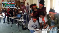 MBAT Minute To Win It Team Building Cape Town #MBAT #minutetowinit #teambuilding
