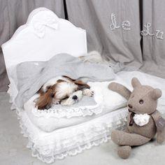 Little bed by  Louisdog World