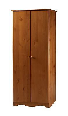 Solid wood 2 door wardrobe Pakistani Bridal Makeup, 2 Door Wardrobe, Wardrobe Design, Decoration, Armoire, Tall Cabinet Storage, Solid Wood, Chrome, Art Deco
