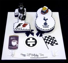 22 Best 18th Boys Cakes Images